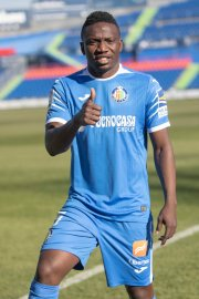 Etebo set for first team start for Getafe  in Copa del Rey Clash