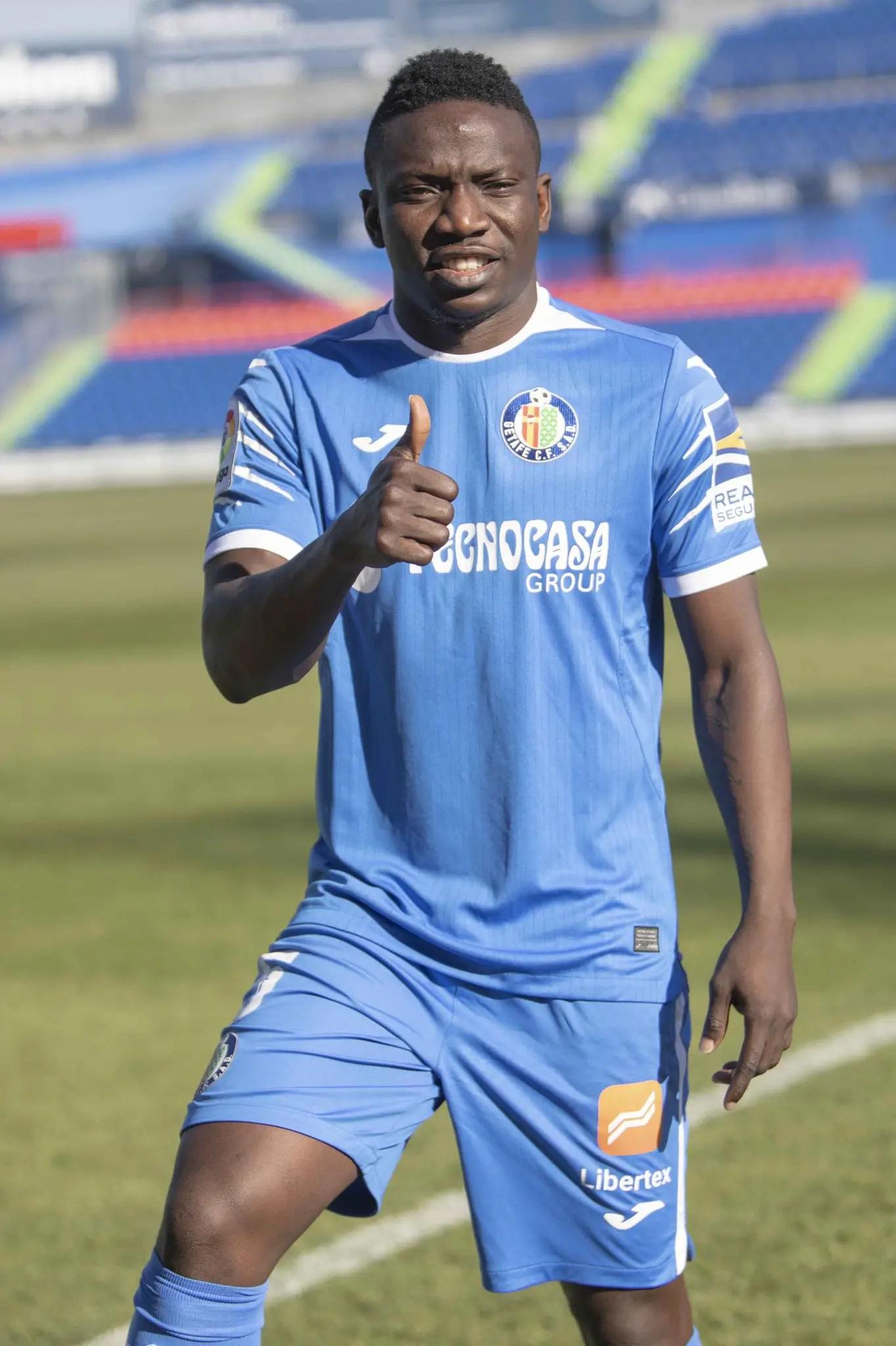 Eagles Roundup: Etebo Makes Losing Debut With  Getafe ; Chukwueze, Azeez Win With Villareal, Granada