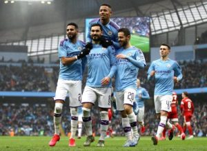 FA Cup: Manchester City vs Fulham 4-0 (watch video)