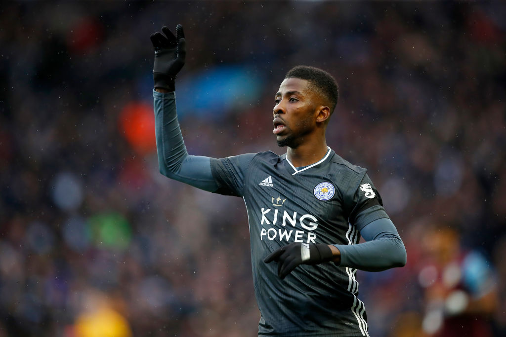 Media Officer: Why Iheanacho Is Yet To Arrive Super Eagles Camp
