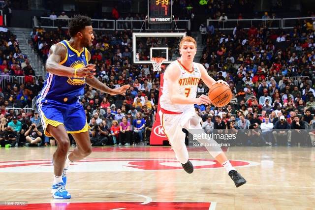 Nuggets Come To Town To Meet Kevin Huerter And Hawks, At State Farm Arena