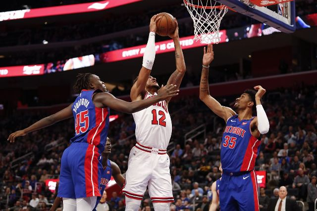 Pistons And Christian Wood Will Host Raptors At Little Caesars Arena