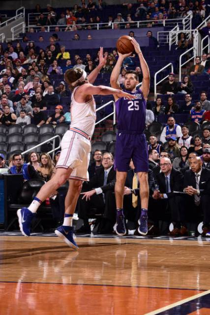 Suns And Devin Booker Will Host Knicks At Talking Stick Resort Arena