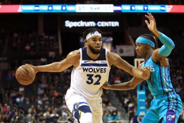Timberwolves And Karl-Anthony Towns Will Host Kings At Target Center