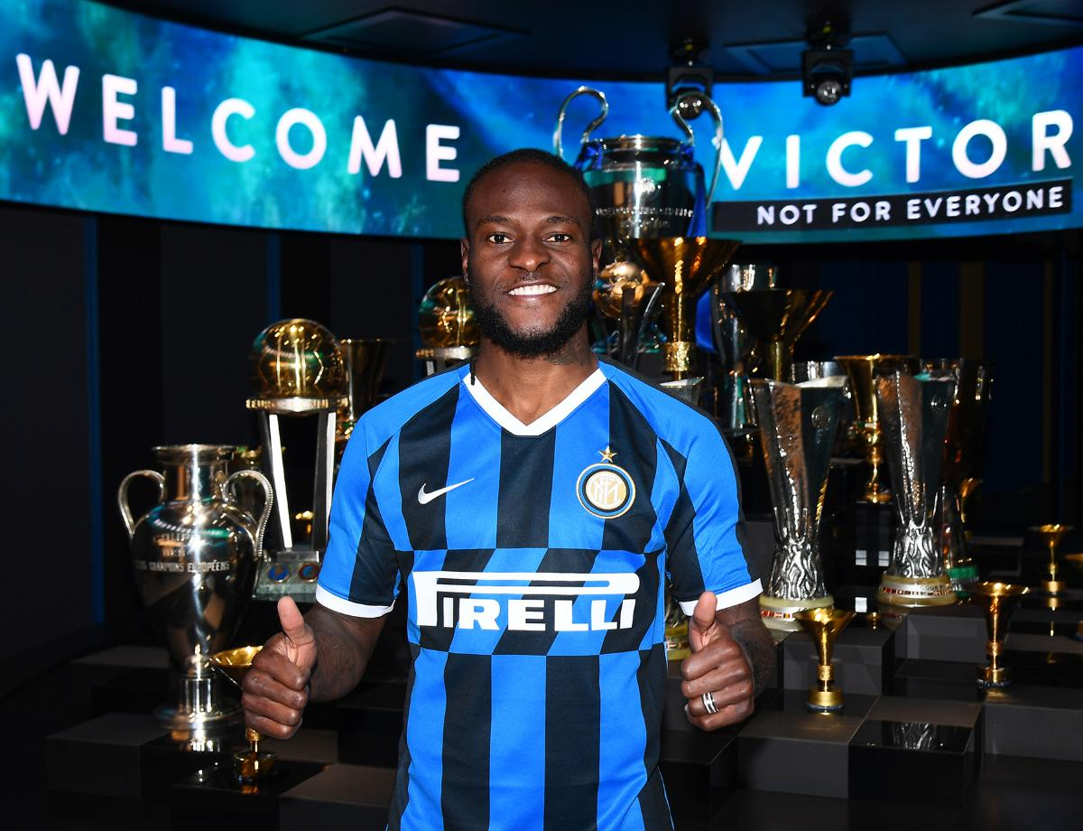 Moses Joins Inter Milan On Loan From Chelsea