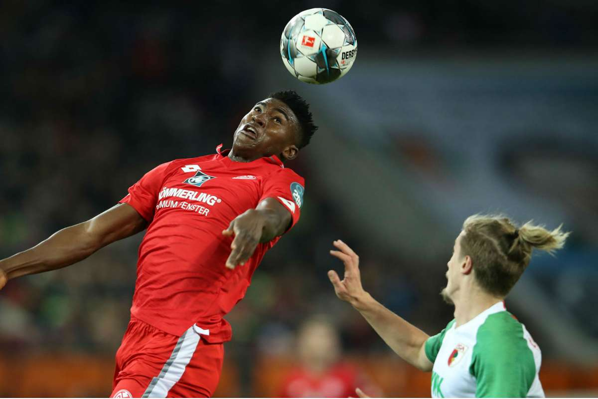 Schroder Can't Guarantee Awoniyi Stay With Mainz