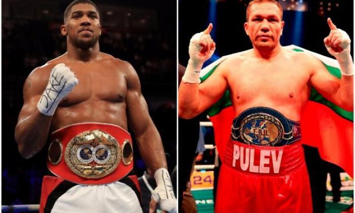 Pulev vs Joshua Title Clash Bill For May In Turkey
