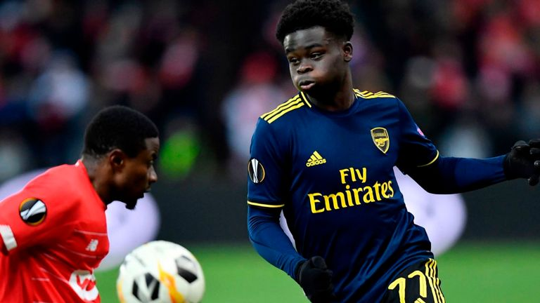 McManaman: How Liverpool Can Sign Saka From Arsenal