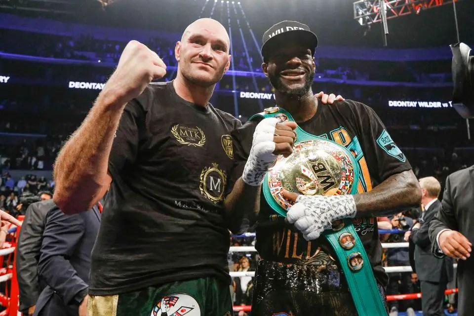 Joshua Backs Fury To Beat Wilder ⭐