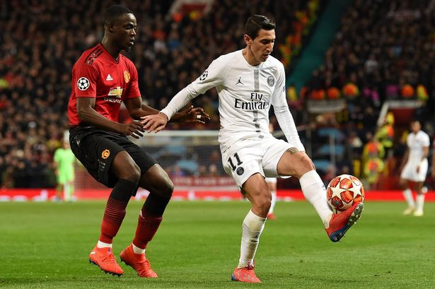 PSG keeper Reveals How Di Maria Expresses Hatred For Man United