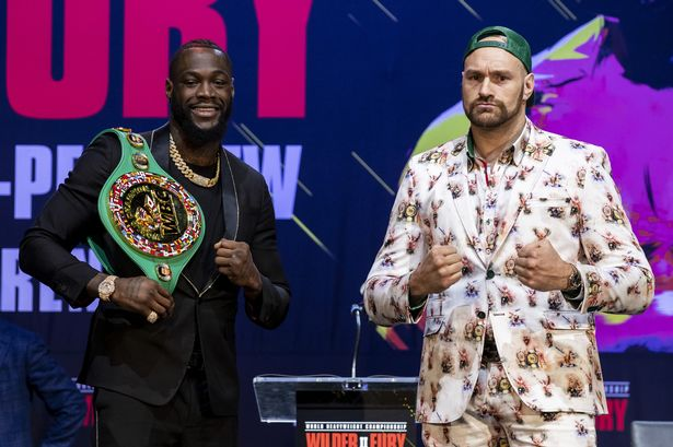 Fury Wants Joshua Fight In Las Vegas Despite Huge Saudi Arabia Offer
