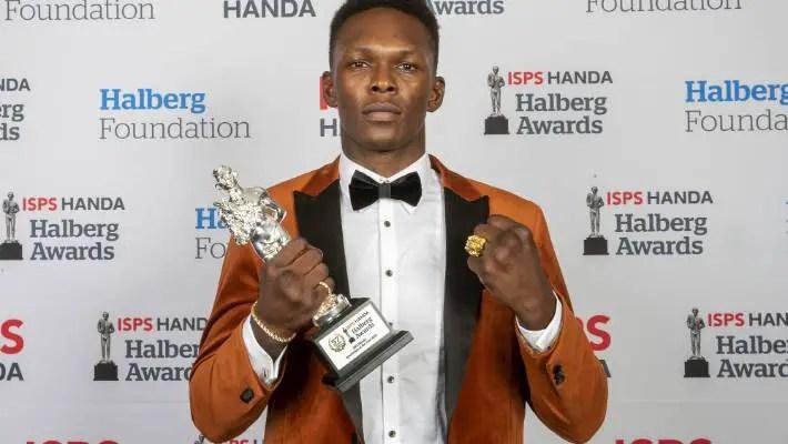 UFC Champion Adesanya Named 2019 New Zealand Sports Man of The Year