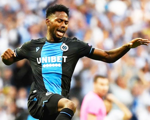 Dortmund Interested In Nigerian Forward Dennis