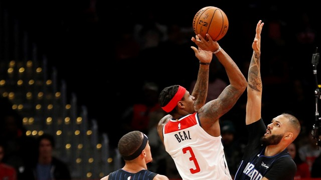 Bucks Come To Town To Meet Bradley Beal And Wizards, At Capital One Arena