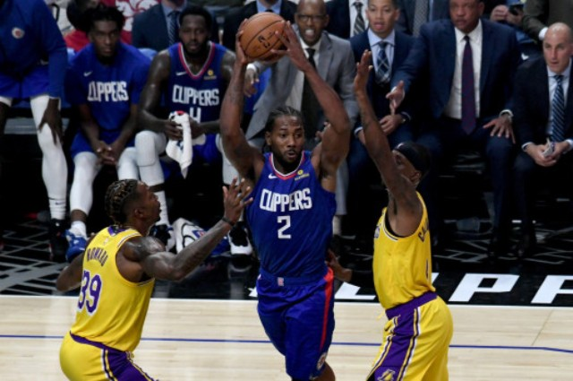 Clippers And Kawhi Leonard To Host Grizzlies At STAPLES Center