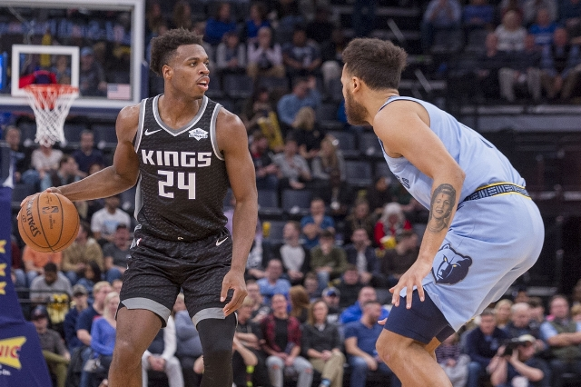 Grizzlies Host Harrison Barnes And Kings, At FedEx Forum