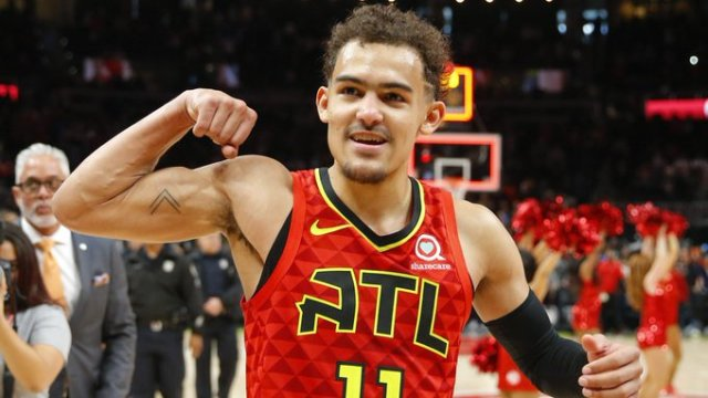 Hawks And Trae Young To Host Magic At State Farm Arena