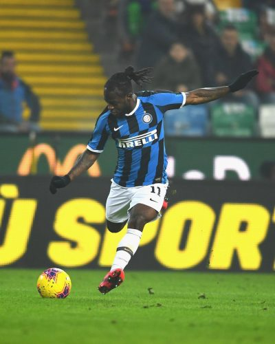 Eagles Roundup: Moses Grabs Assist For Inter; Akpom Bagged Brace In PAOK's Win Vs OFI
