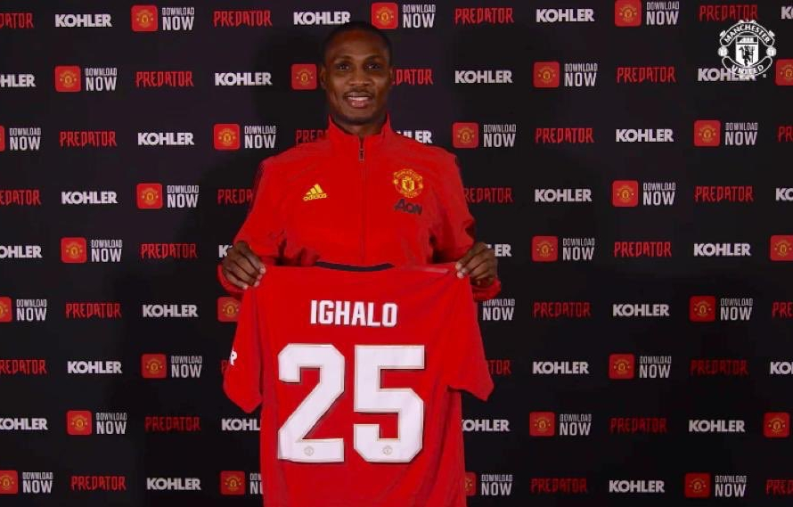 Stats Show Ighalo is Good Replacement For Rashford