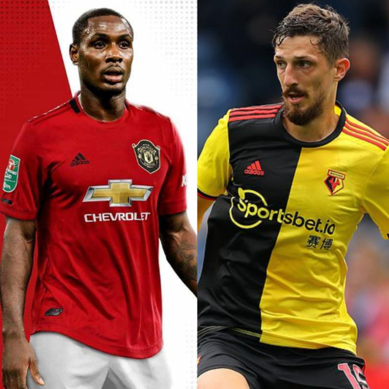 Watford Defender Cathcart Eager to Face  Ighalo As Man United Striker