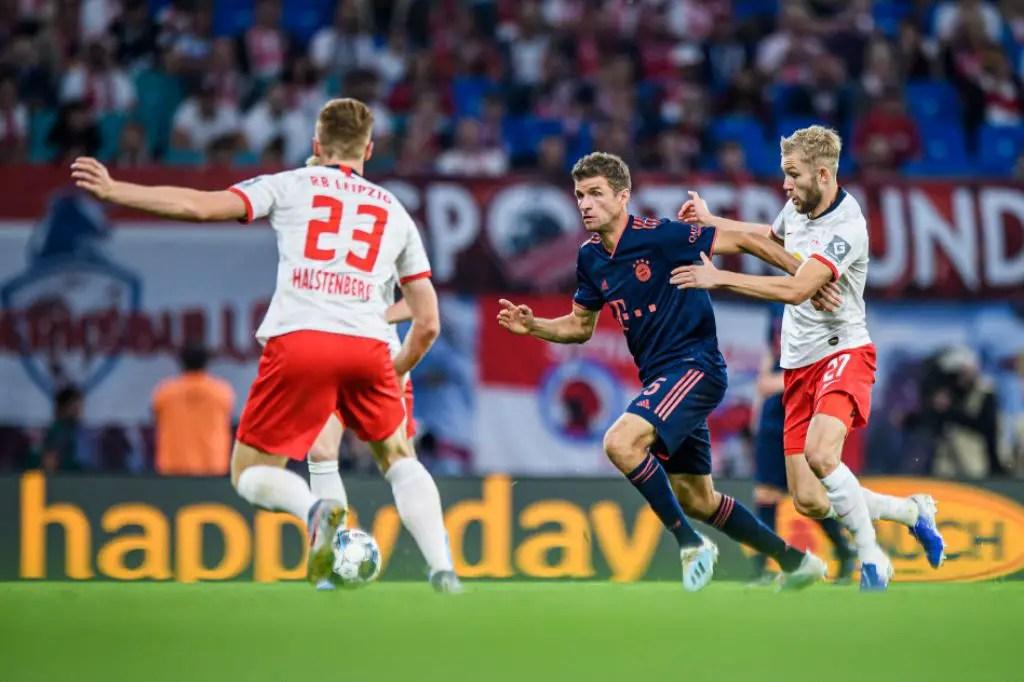 Bundesliga Matchday 21: Bayern – Leipzig Allianz Arena Clash is Pick of the Weekend