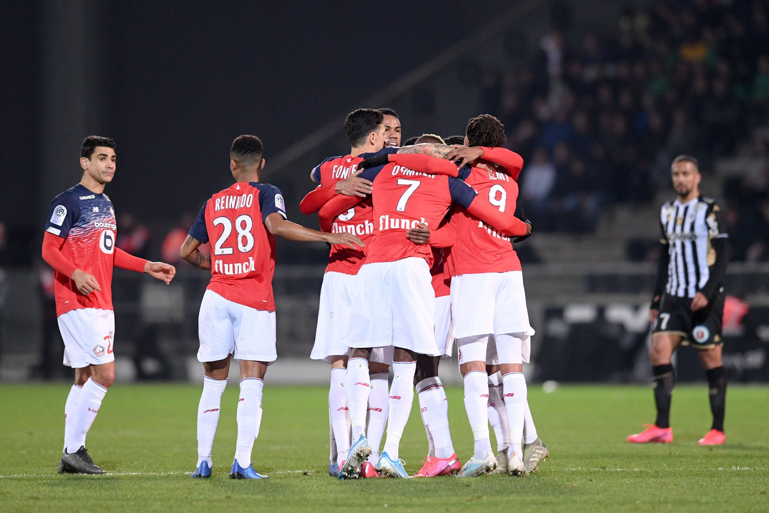 Revealed: Osimhen Is French Ligue 1 Most Influential Player