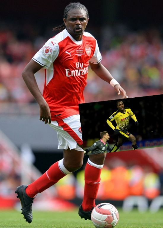 Top 10 Nigerian Players to Feature In the Premier League; Ighalo Missing