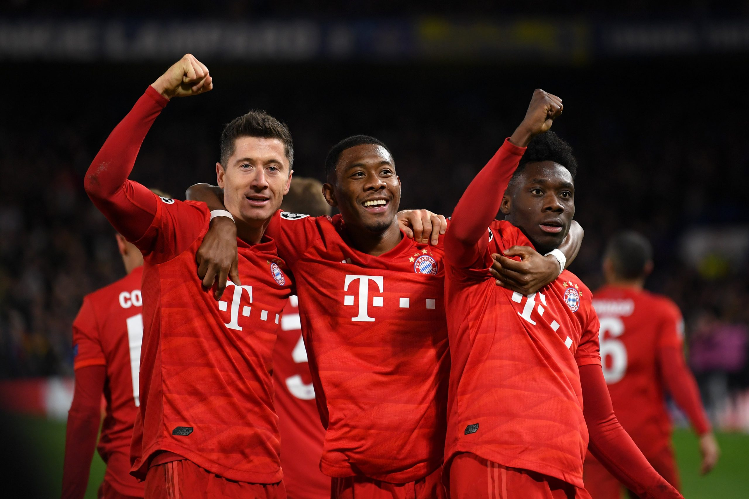 UCL Round of 16: Bayern Outclass Chelsea As Barcelona Hold Napoli