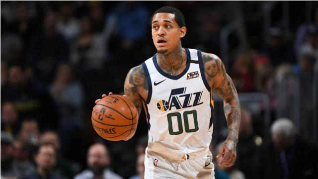 Jazz And Jordan Clarkson To Host Suns At Vivint Smart Home Arena
