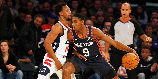 Knicks And Julius Randle To Host Wizards At Madison Square Garden