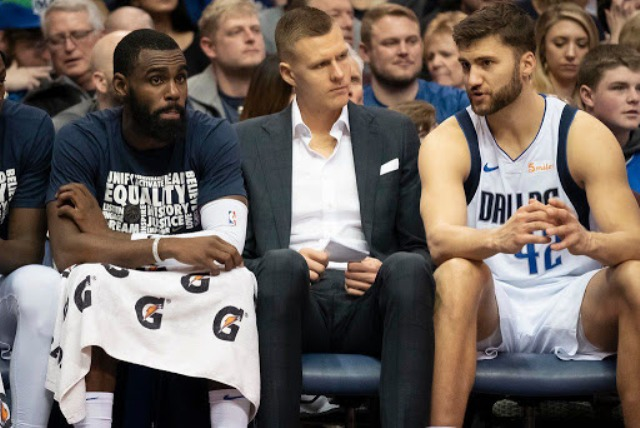 Mavs And Tim Hardaway Jr. To Host Timberwolves At American Airlines Center