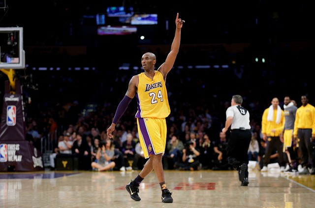 Kobe Bryant; A Tremendous Career And His Suggestions For List Of Best Portable Basketball Hoop