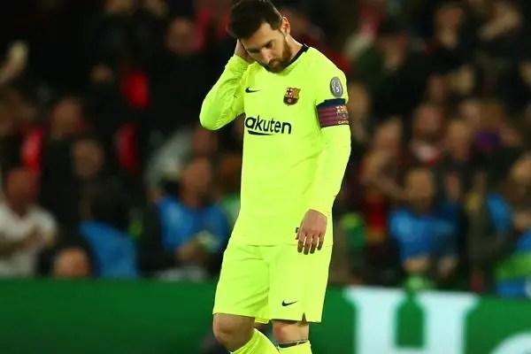 Arsenal Legend, Petit: Messi Can't Survive The Premier League Like Ronaldo