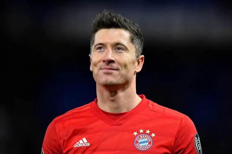 Chelsea To Make £50m Transfer Move For Lewandowski
