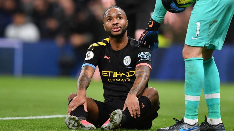 Raheem Sterling's Star Is Fading At Manchester City