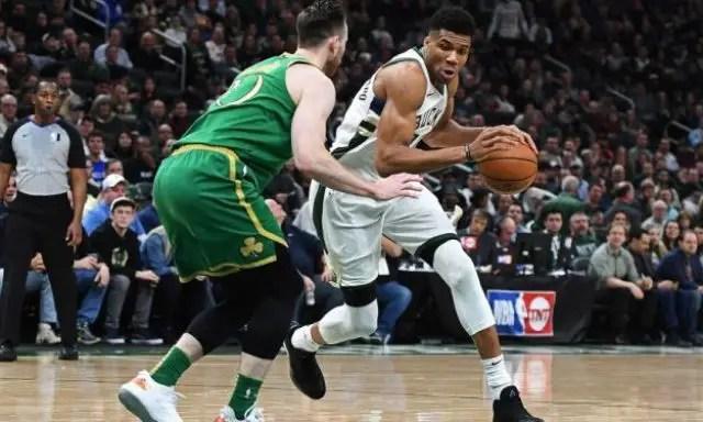 Bucks And Khris Middleton To Host Celtics At Fiserv Forum