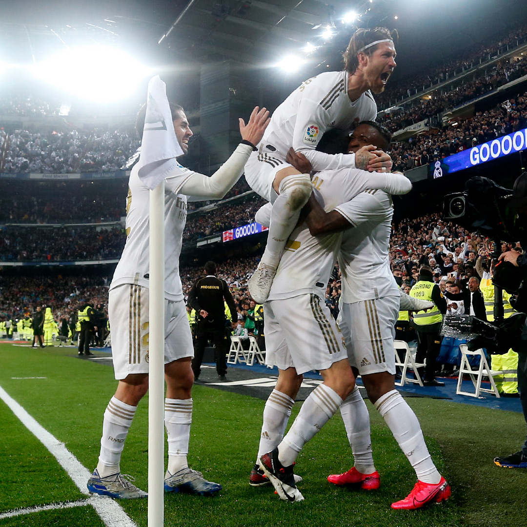 El Clasico: Ramos Fires Back At Pique After Madrid Win vs Barca