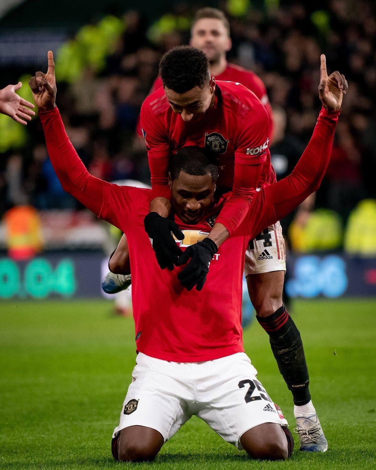 Ighalo: I Spent My Lunch Money  On  Watching Man United