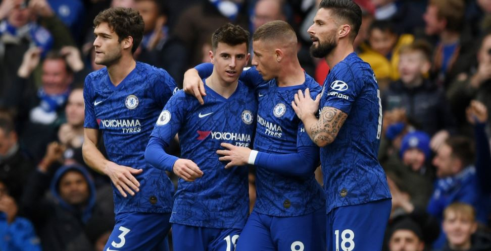 Chelsea Begin Premier League Title Challenge At Brighton and Hove Albion