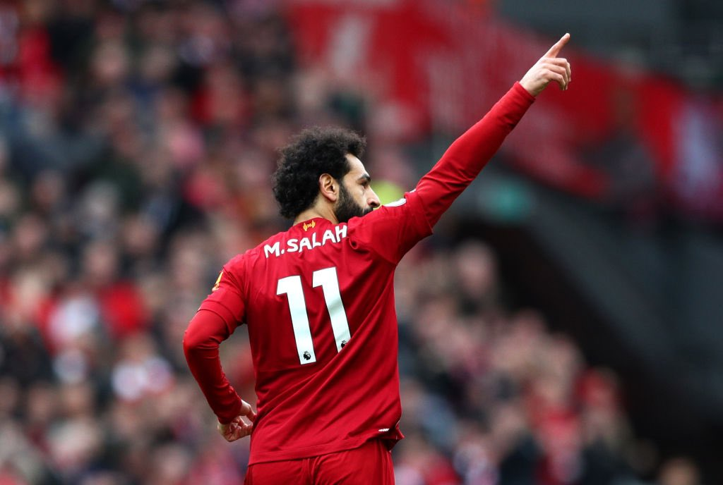 Klopp: Salah Wants To Stay At Liverpool For Rest Of Career