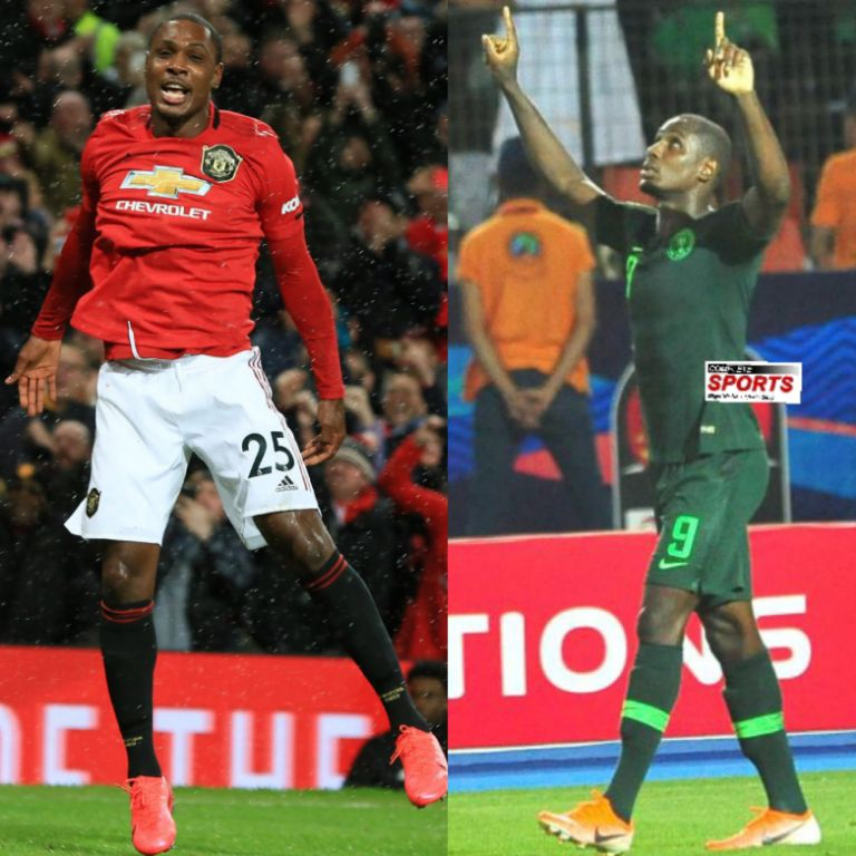 Ighalo Not Considering Return To Super Eagles    –Striker's Brother