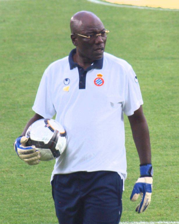 Espanyol Legend N'Kono – The Inspiration Of Generations Of African, LaLiga Goalies