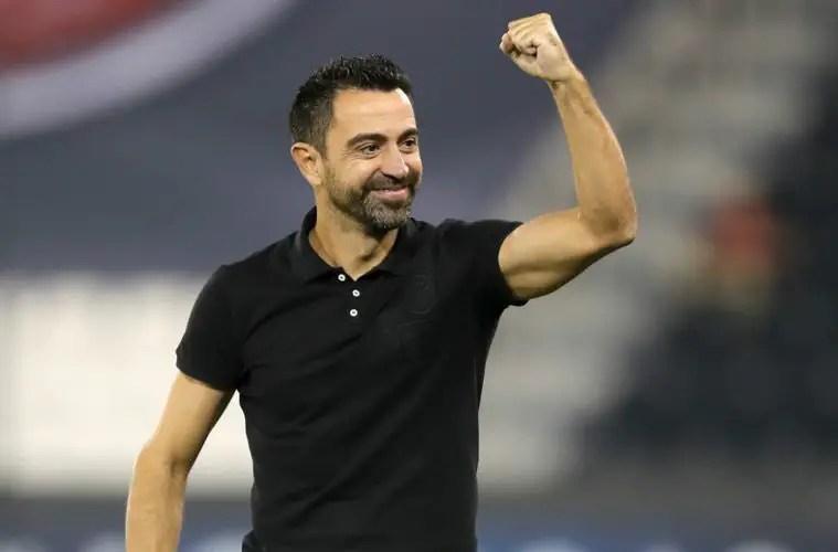 Xavi Reiterates  Desire To Manage Barcelona