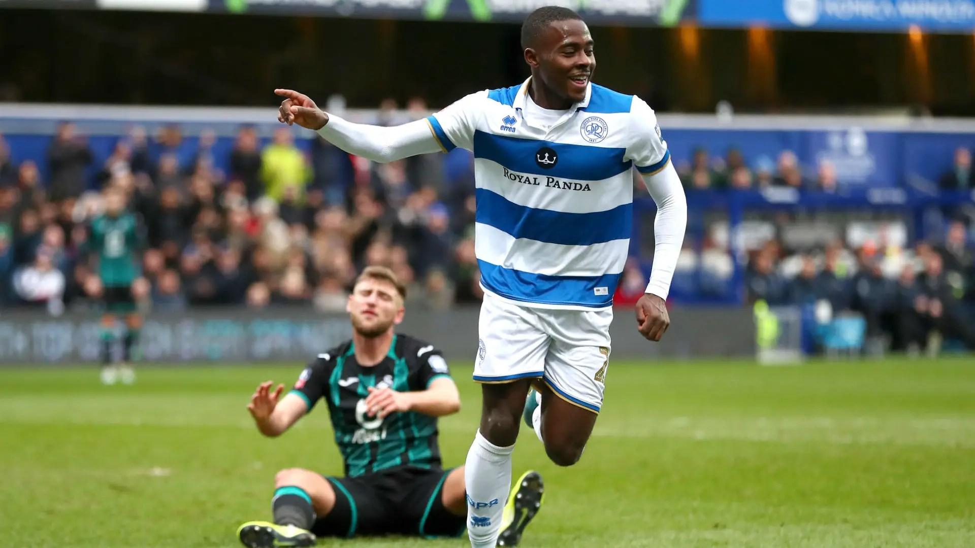 Osayi-Samuel Keen To Emulate QPR Legend Sinclair