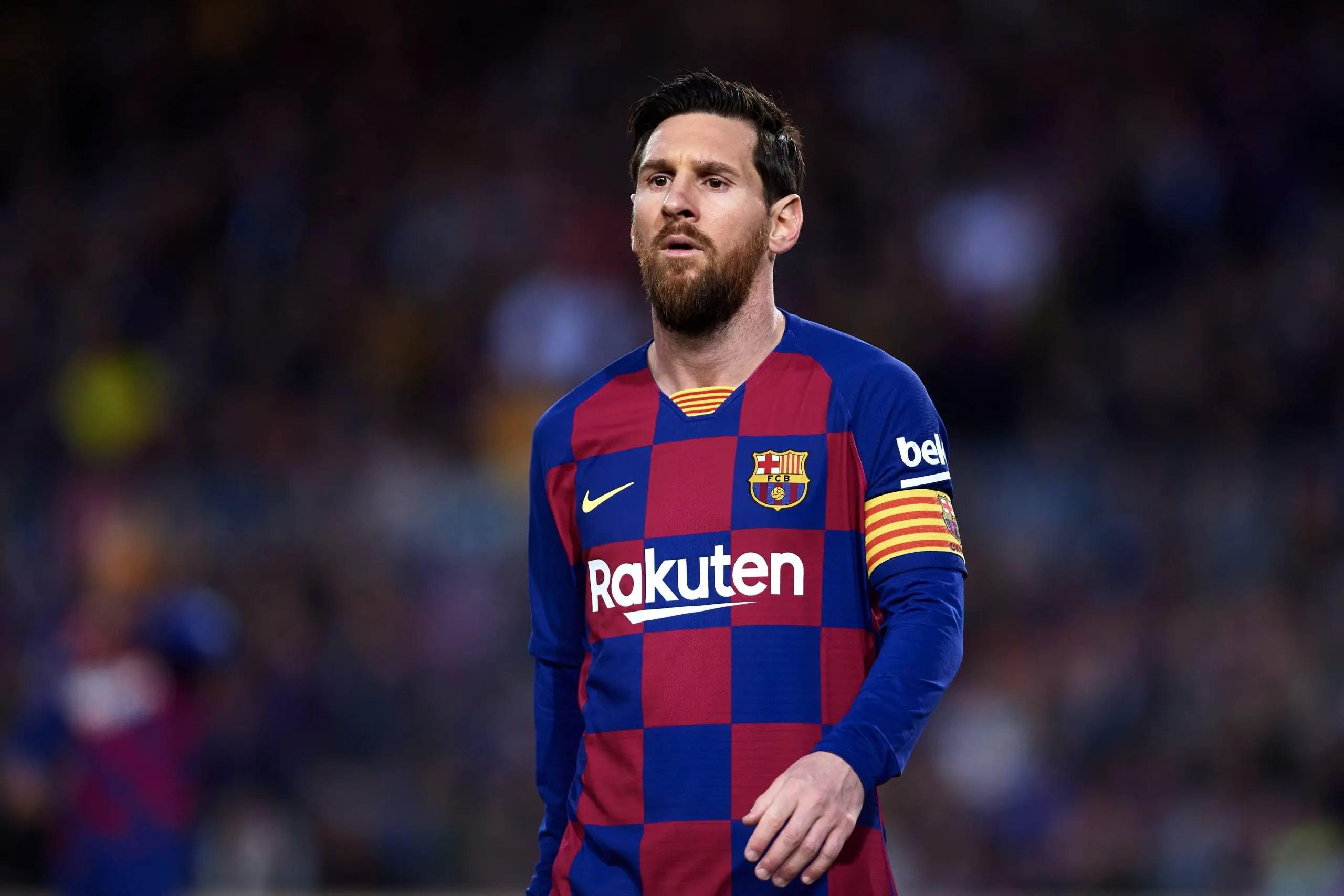 Guardiola Still Interested In Messi Reunion