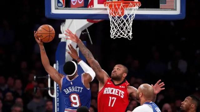 Knicks And RJ Barrett Jr. To Host Jazz At Madison Square Garden