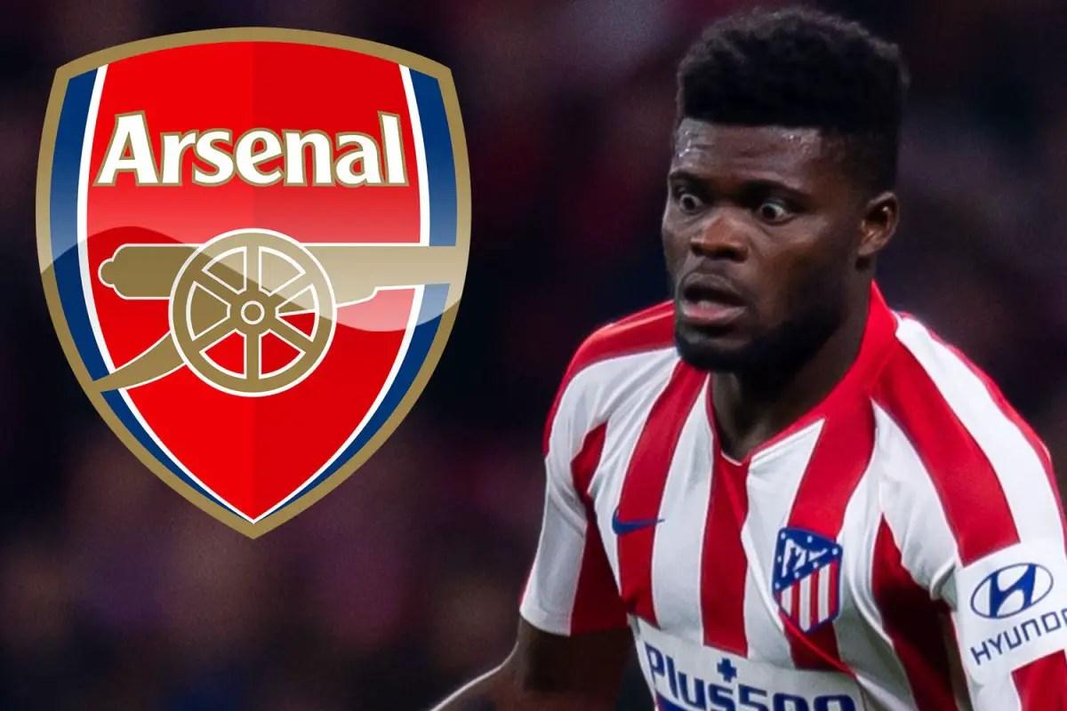 Arsenal Eye Summer Move For Atletico Madrid Midfielder Partey