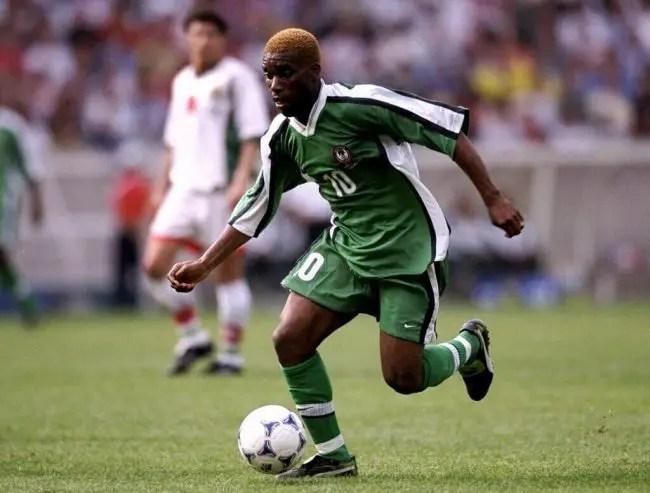 Ozil's Agent, Sogut: I Wish I Managed Jay Jay Okocha