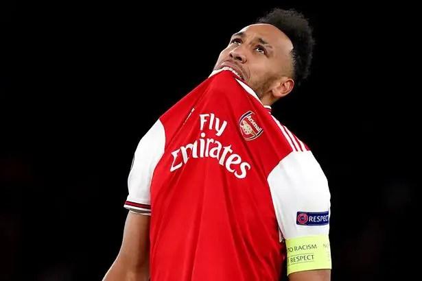 Gabon FA Boss Urges Aubameyang To Leave Less Ambitious Arsenal