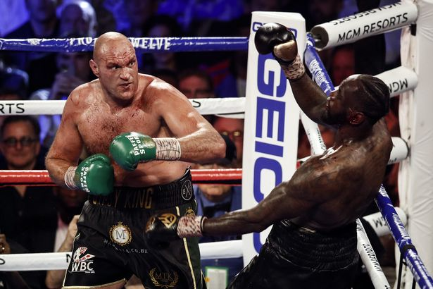 Fury Vs Wilder Trilogy Fight To Be Delayed Again